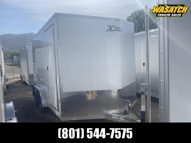 2019 High Country 7.5x12 Xpress Enclosed Cargo Trailer w/ Preseason Package