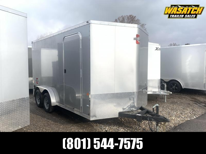 2020 Charmac Trailers 7.5x14 Stealth w/ UTV Package Enclosed Cargo Trailer