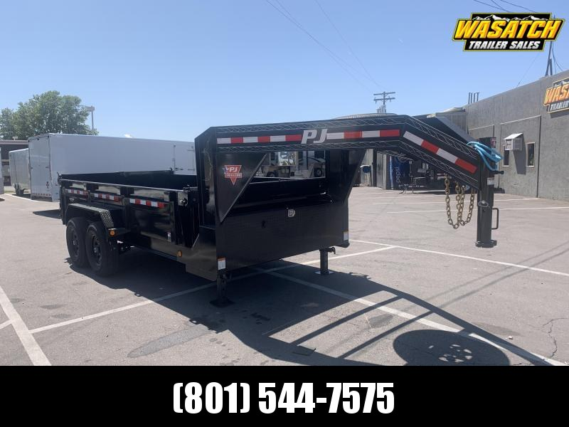 2020 PJ Trailers 83 in. Low Pro Dump (DL) Dump Trailer