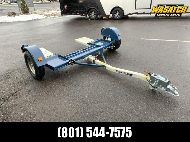 2020 Stehl Braked Tow Dolly