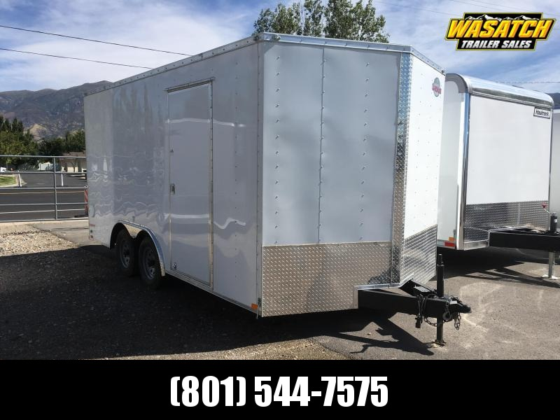2019 Cargo Mate 8x16 E-Series Enclosed Cargo Trailer