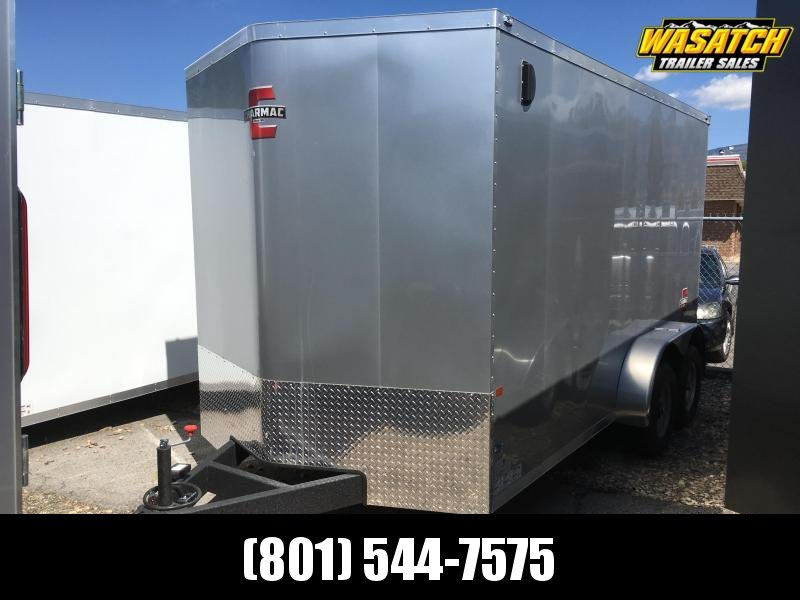 2019 Charmac Trailers 7x14 Stealth Enclosed Cargo Trailer with 5200# Axles