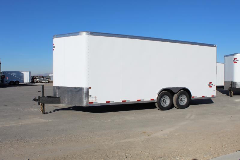 Charmac 8.5x20 Comercial Duty Enclosed Steel Cargo Trailer