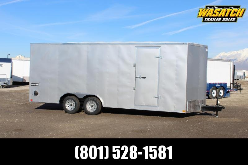 Haulmark 8.5x20 Passport Enclosed Steel Car Hauler