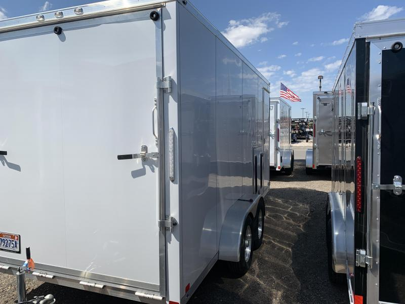 USED - 2016 ATC Custom Shop Enclosed Cargo Trailer
