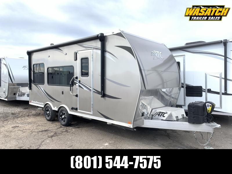 2020 ATC 20 ft Aluminum w/ No Bedroom Toy Hauler RV
