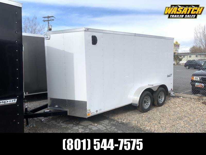 2020 Haulmark 7x14 Passport Enclosed Cargo Trailer