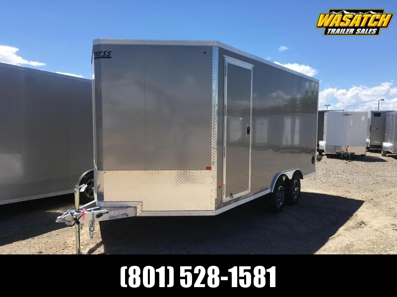 High Country 8x26 Xpress Enclosed Aluminum Cargo w/ Finished Interior