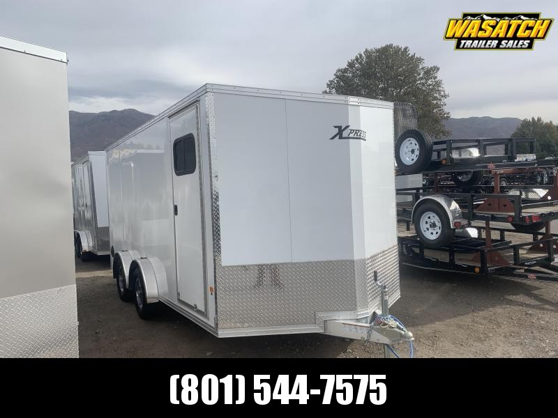 2019 High Country 7.5x16 Xpress Enclosed Cargo Trailer