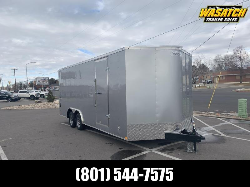 2020 Haulmark 20' Passport Deluxe Enclosed Cargo Trailer