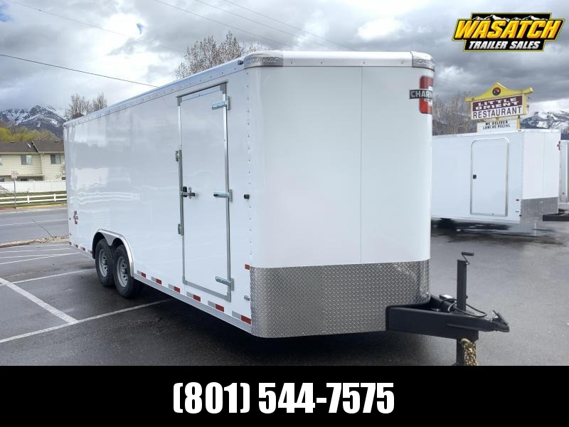 Charmac 8x20 Commercial Duty Cargo