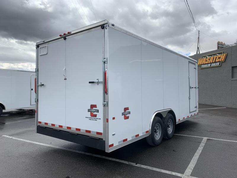 Charmac 8x20 Commercial Duty Cargo