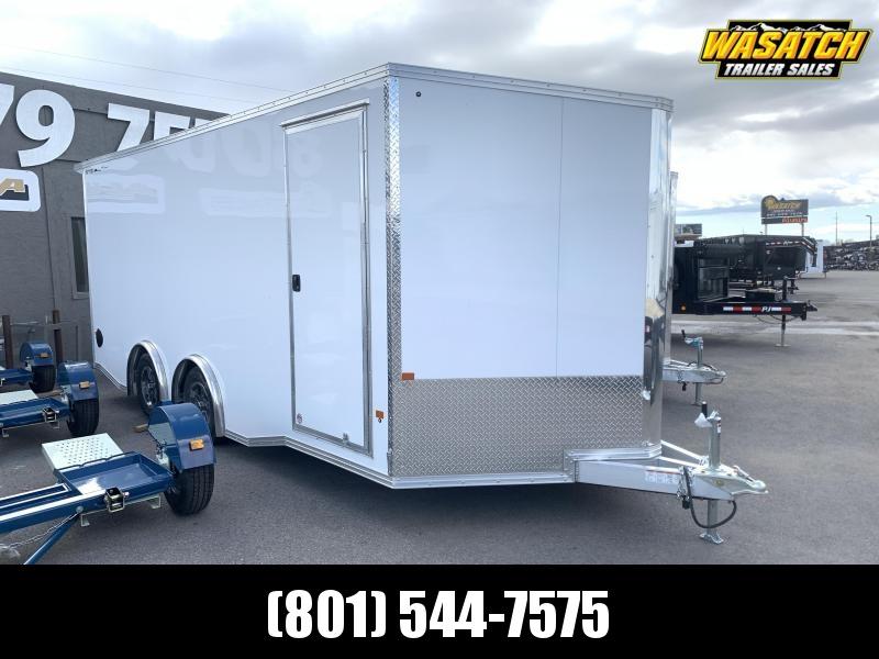 Alcom-Stealth 8x18 Aluminum Cargo
