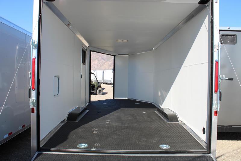 Charmac 8x23  Stealth Tri Sport Snowmobile Trailer