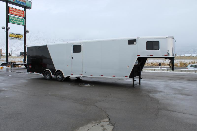 Charmac 8.5x38 Stealth Tri Sport Snowmobile Trailer