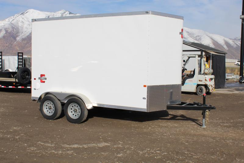 Charmac Trailers 7x12 Stealth Enclosed Cargo Trailer w/ UTV Package