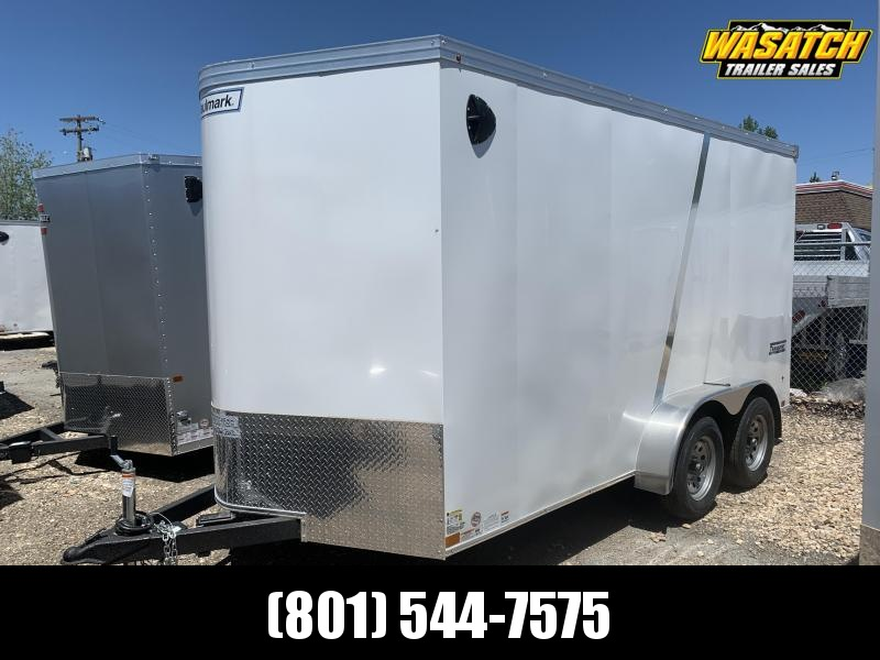 Haulmark 7x14 Transport Enclosed Cargo w/ UTV Package