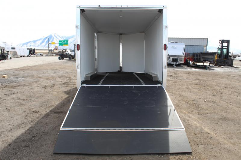 High Country 8.5x16 Xpress Aluminum Enclosed Cargo Trailer
