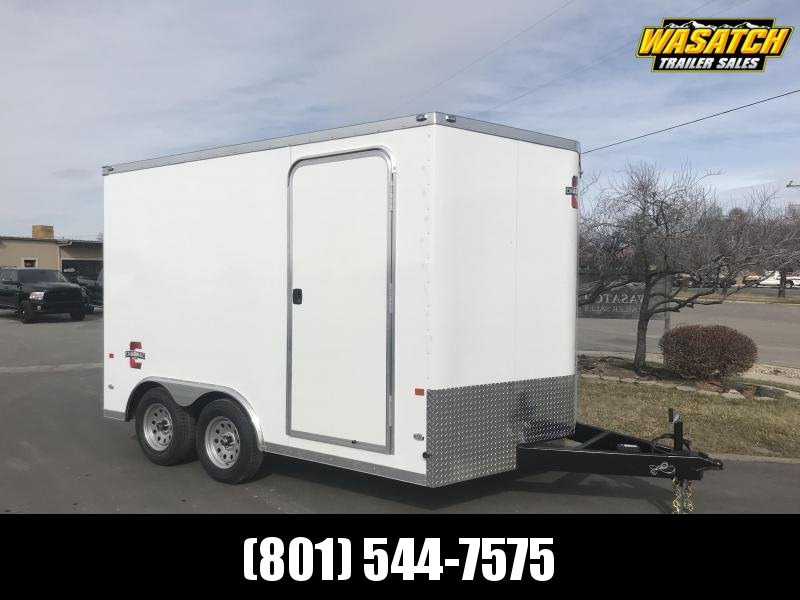 2019 Charmac Trailers 100x14 Stealth Enclosed Cargo Trailer with 5200lb Axles