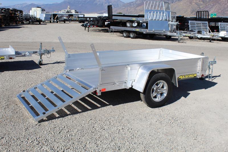 "Aluma 54""x8' Aluminum Utility Trailer"