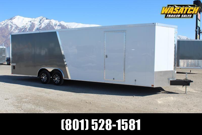 Haulmark 8.5x28 Transport Car / Racing Trailer