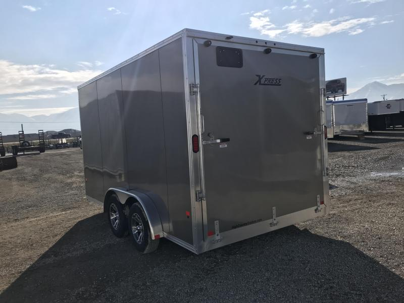 High Country 7.5x14 Xpress Enclosed Aluminum Cargo w/ Finished Interior
