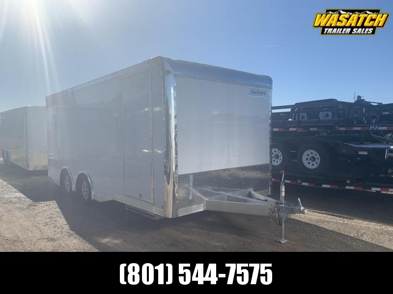 2019 Haulmark 20ft Aluminum Car / Racing Trailer w/ Interior Package