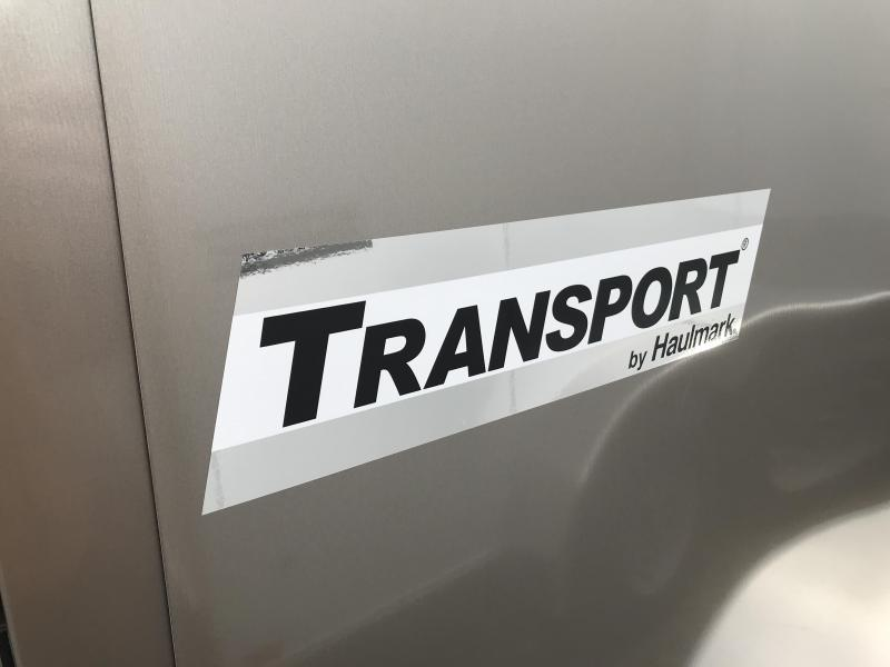 2019 Haulmark 7x12 Transport w/ UTV Package Enclosed Cargo Trailer