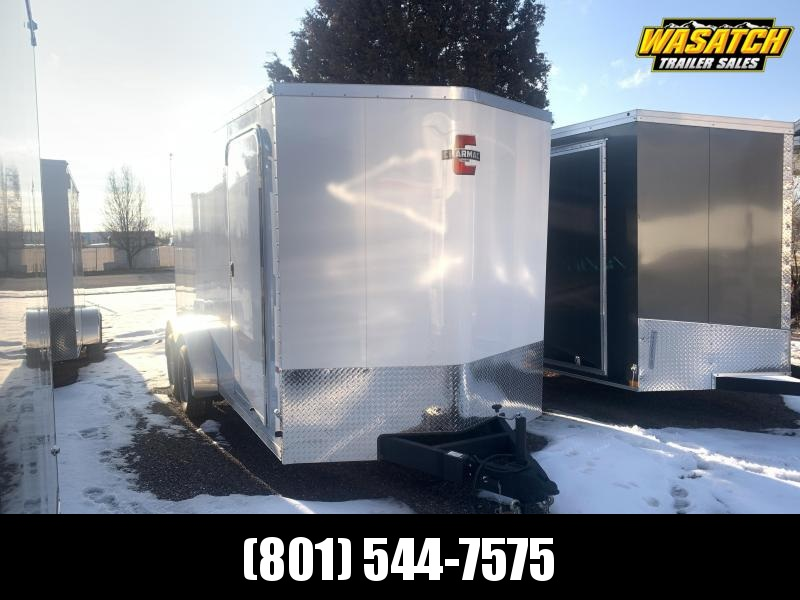 2020 Charmac Trailers 7x14 Stealth Enclosed Cargo Trailer