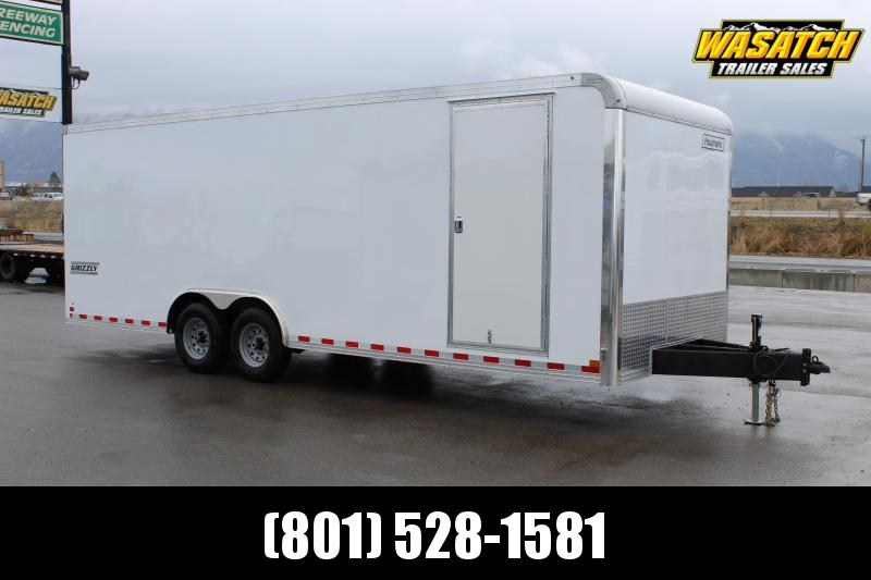 Haulmark 8.5x24 Grizzly Enclosed Cargo Trailer