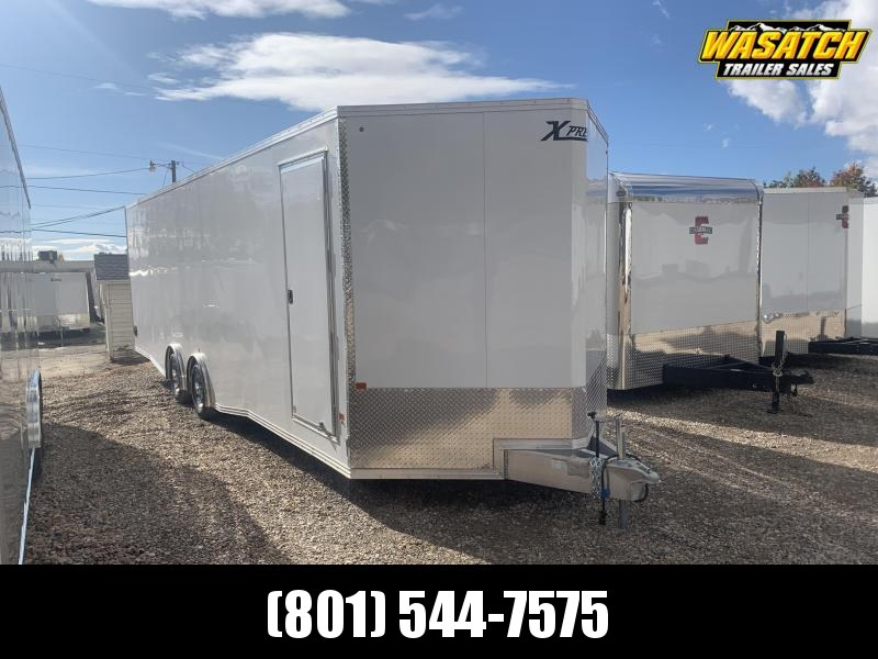 2020 High Country 8x28 Car Hauler Xpress Car / Racing Trailer