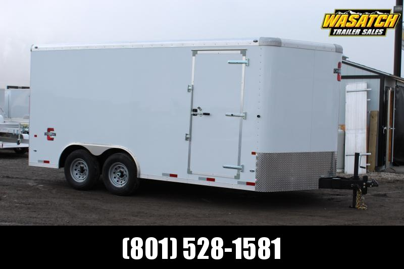 Charmac Trailers 8.5x16 Commercial Duty Enclosed Cargo Trailer