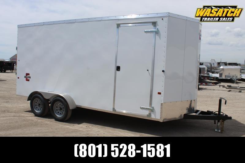 Charmac Trailers 7x16 Atlas Enclosed Cargo Trailer