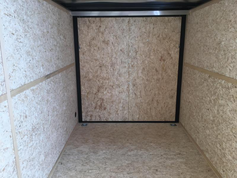 Charmac 7x16 Stealth Enclosed Steel Cargo w/ UTV Package