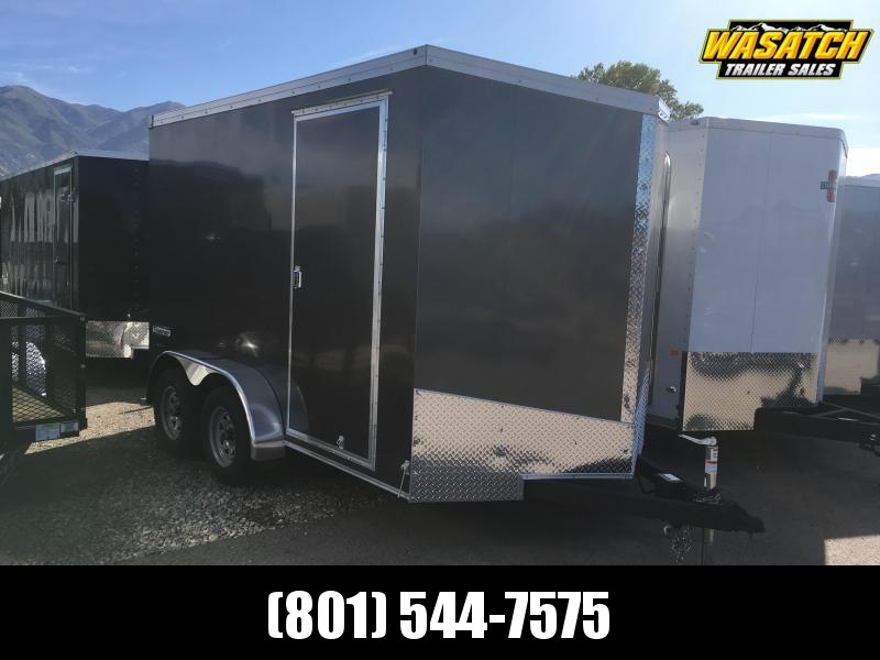 2020 Haulmark 7x12 Transport Enclosed Cargo Trailer w/ UTV Package