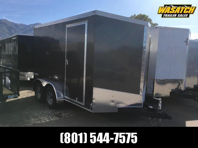 2020 Haulmark 7x12 Transport Enclosed Cargo Trailer w/ UTV Package