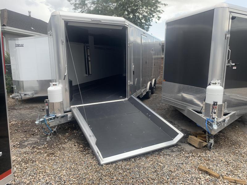 2019 High Country 28ft Allsport Snowmobile Trailer