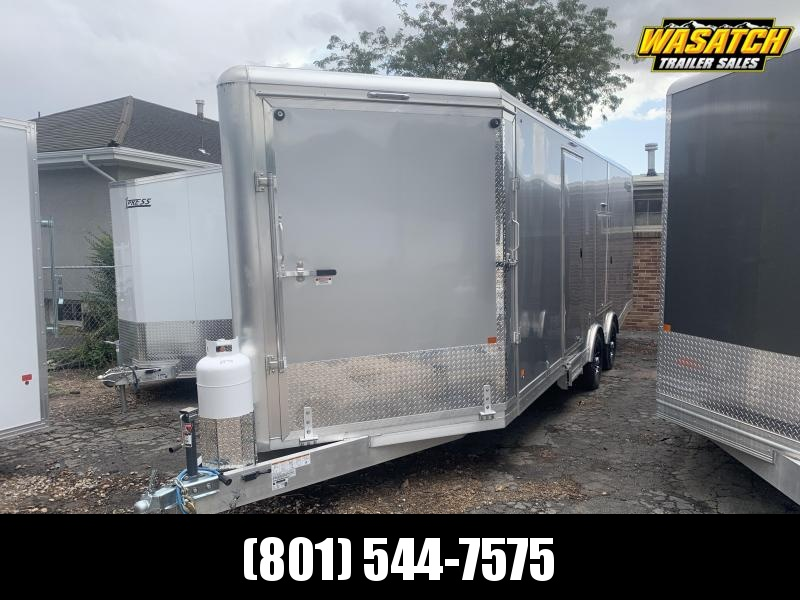 2019 High Country 24ft Allsport Snowmobile Trailer