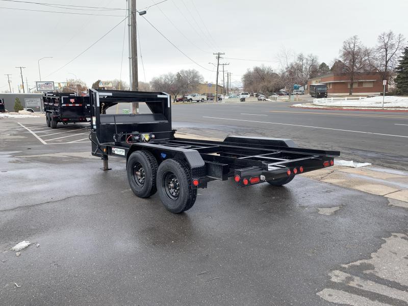 2020 PJ Trailers 14 ft Rollster Roll Off Dump (DR) Dump Trailer