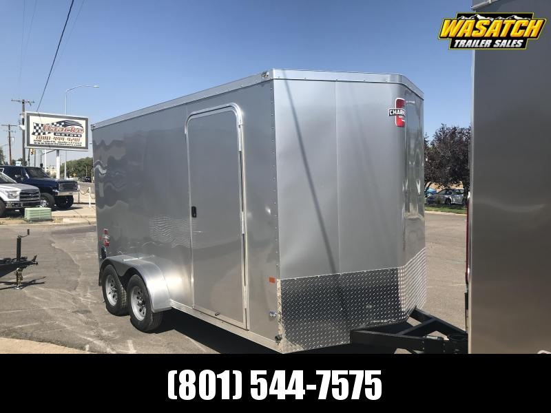 2019 Charmac Trailers 7x14 Stealth Cargo Trailer