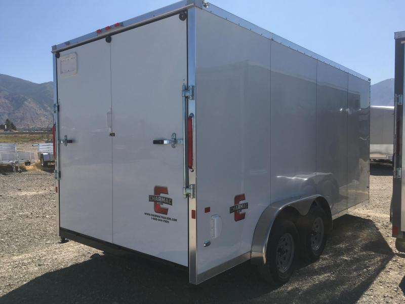Charmac 7.5x16 Stealth Enclosed Steel Cargo w/ UTV Package