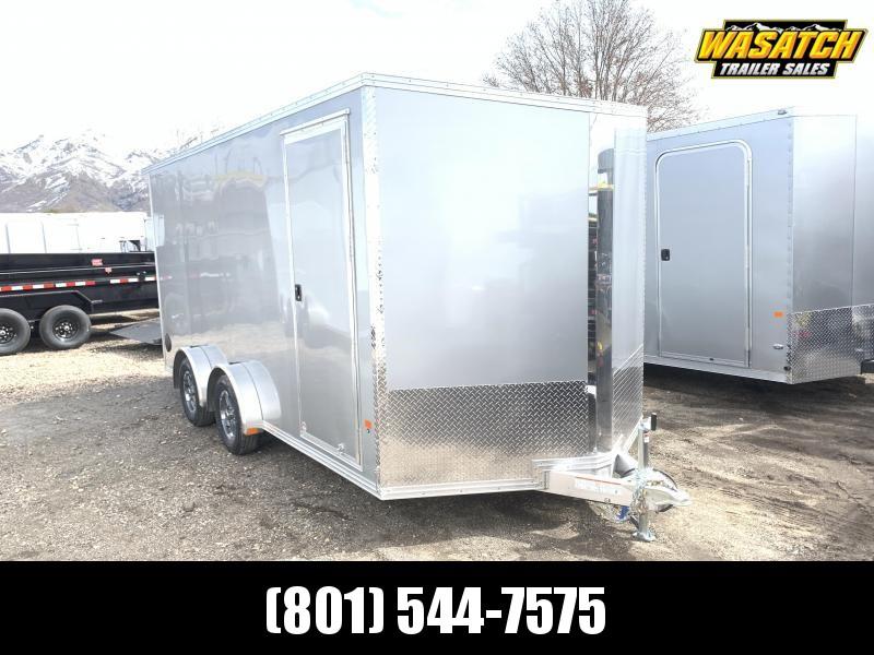 Alcom-Stealth 7.5x16 Aluminum Cargo Trailer
