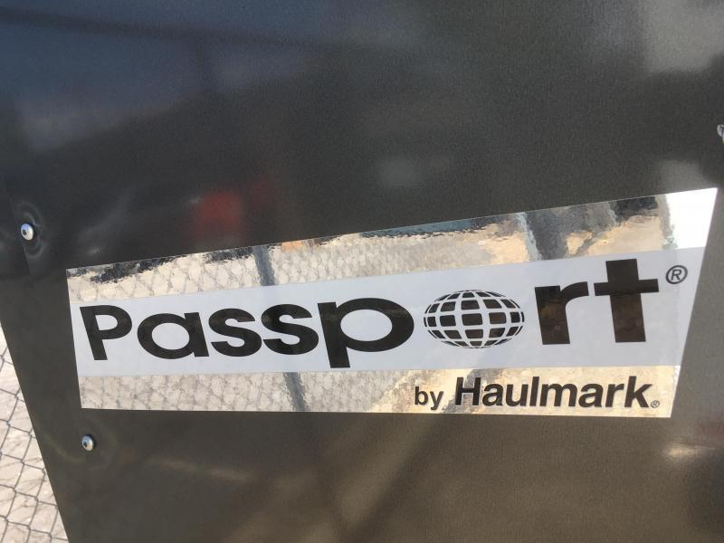 2019 7x16 Haulmark Passport Deluxe Cargo Trailer