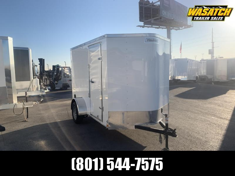2020 Haulmark 6x10 Passport w/ Ramp Enclosed Cargo Trailer