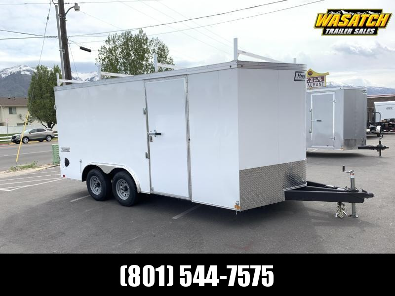 ***Haulmark 16' Transport w/ Contractor Pkg Enclosed Cargo Trailer***