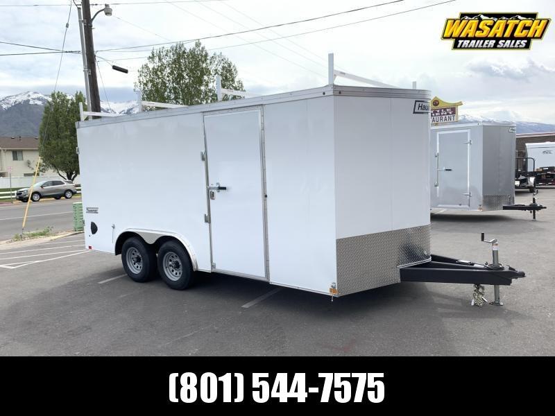 ***Haulmark 16' Transport w/ Contractor Pkg Enclosed Cargo Trailer***