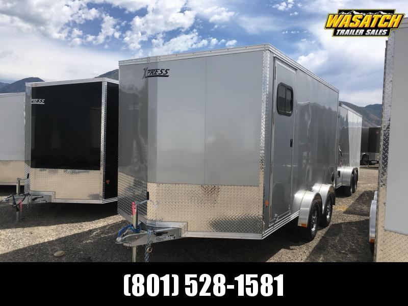 High Country 7.5x14 Xpress Enclosed Aluminum Cargo