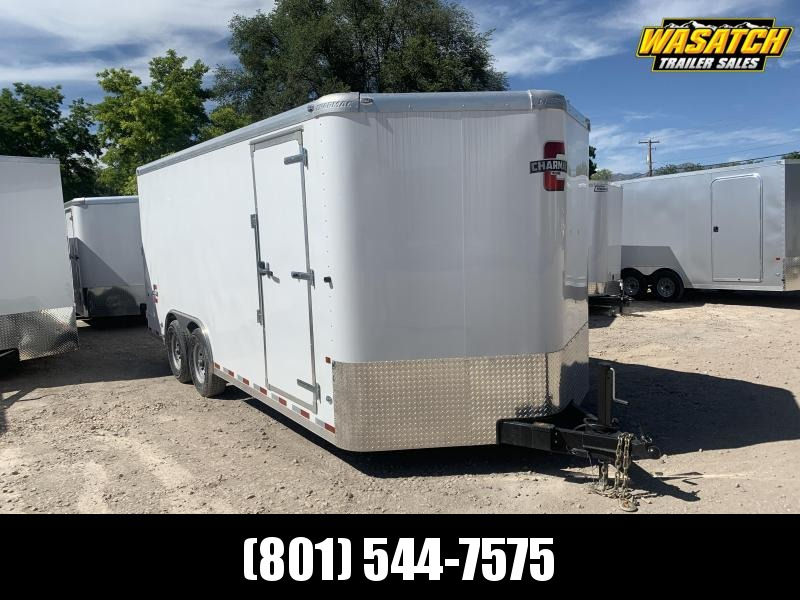 2020 Charmac Trailers 100x18 Commercial Duty Enclosed Cargo Trailer