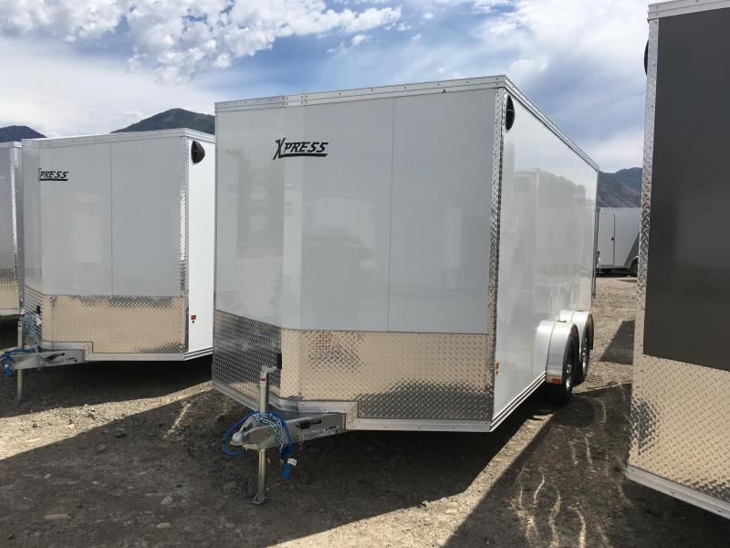High Country 7.5x16 Xpress Enclosed Aluminum Cargo