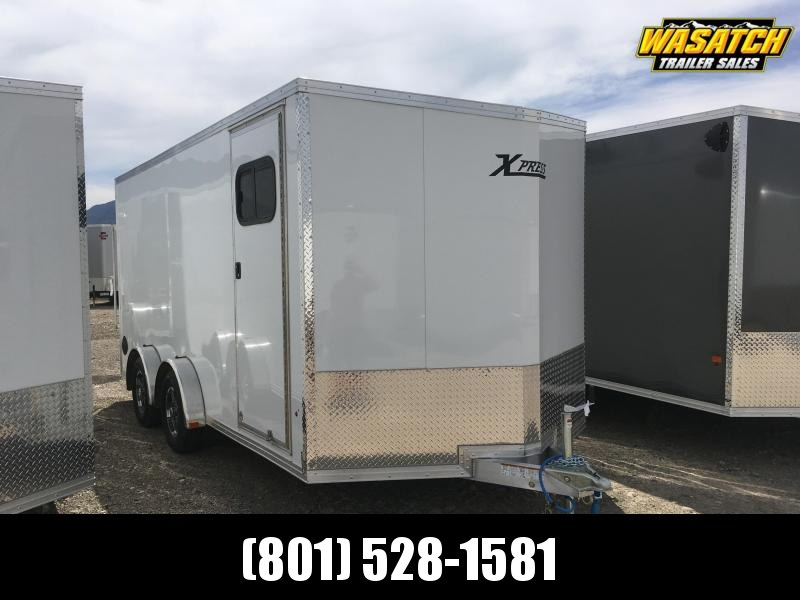 High Country 7.5x16 Xpress Enclosed Aluminum Cargo